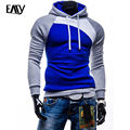 Hoodies Camisetas Masculina Hombre Coat Bodybuilding and Fitness Hoodies Sweatshirts Muscle Men's Outerwear Male Hooded Hoody3XL