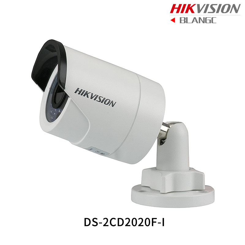 Hikvision IP Camera outdoor English CCTV Camera DS-2CD2020F-I 1080p surveillance camera Bullet Security Camera POE onvif ip66 original hikvision 1080p waterproof bullet ip camera ds 2cd1021 i camera 2 megapixel cmos cctv ip security camera poe outdoor
