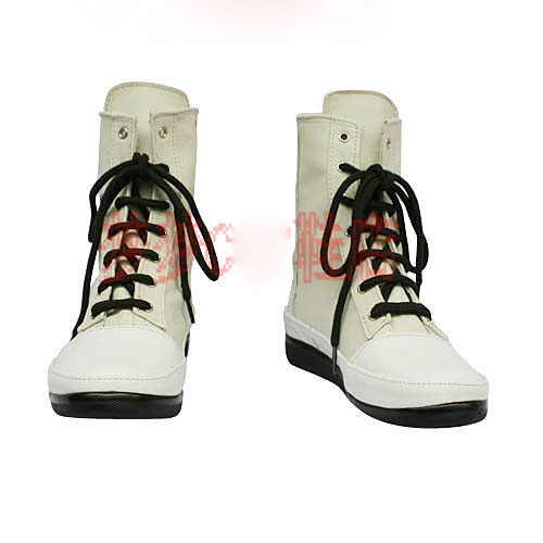 Anime Final Fantasy Serah Cosplay Boots costume shoes Custom Made Halloween Free Shipping
