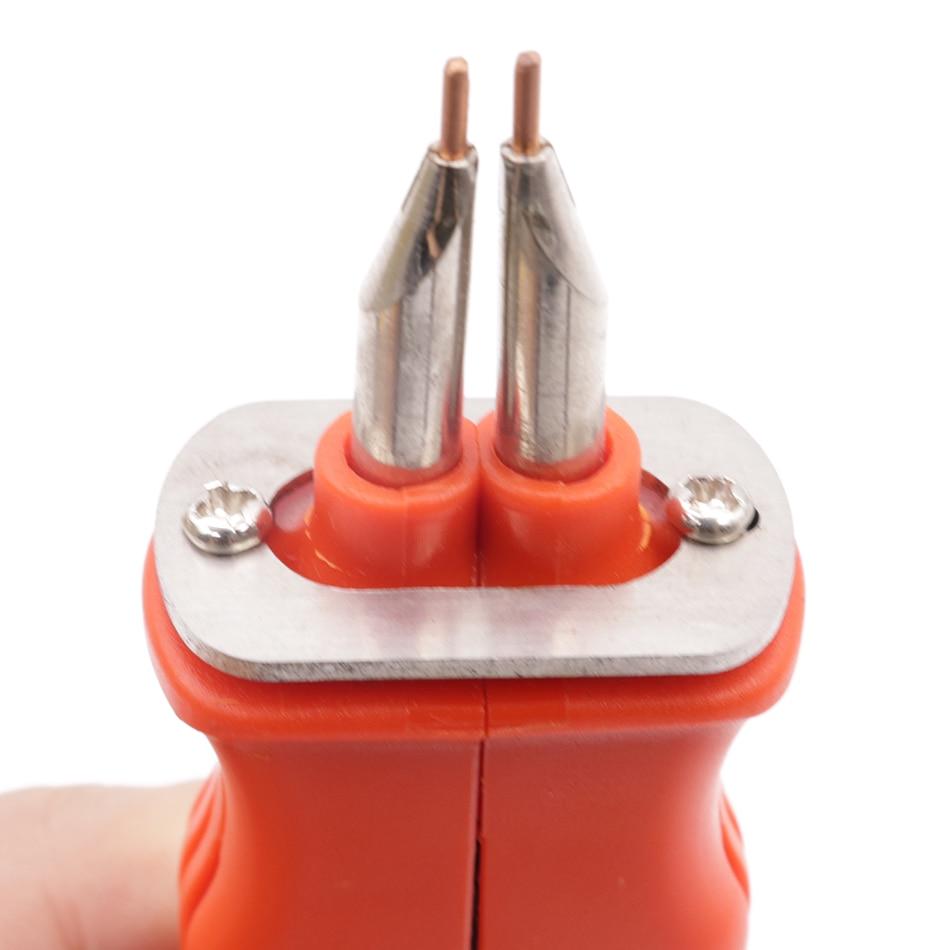 70B pulse spot welding pen Battery spot welding soldering pen Support cross-border e-commerce supply Pure copper cable