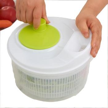 Fruits Vegetables Dehydrator Dryer Cleaner Basket Fruit Wash Clean Basket Storage Washer Drying Machine Cleaner Salad