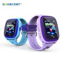 SMARCENT Waterproof Smart Phone IP67 GPS Watch GW400S Kids GSM GPRS Anti-Lost Locator Tracker Touch Screen Kids GPS Watch pk Q50