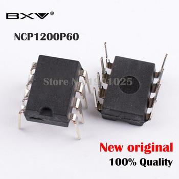 10pcs NCP1200P60 1200P60 NCP1200 DIP-8 new original In Stock 10pcs td62783apg tos dip 18 make in china
