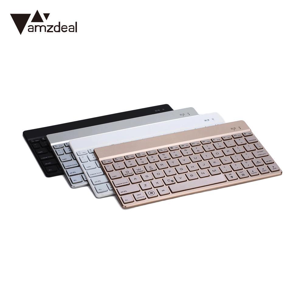 RGB Keypad Bluetooth Keyboard Notebook Wireless for Windows Laptops Rechargeable