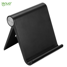 Lenuo phone holder universal mobile phone holder stand Tablet Desk Stand for iPhone iPad Sony Huawei xiaomi HTC ASUS Samsung