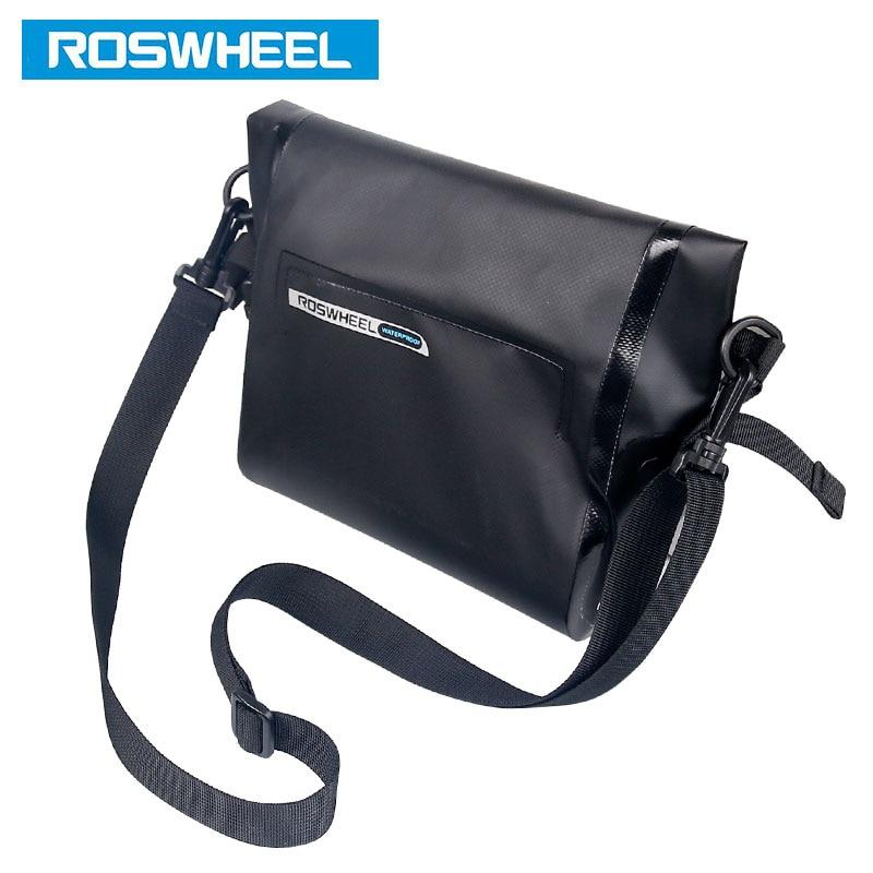 ROSWHEEL DRY # 111361 Tam suya davamlı velosiped tutacaq çantası - Velosiped sürün - Fotoqrafiya 4
