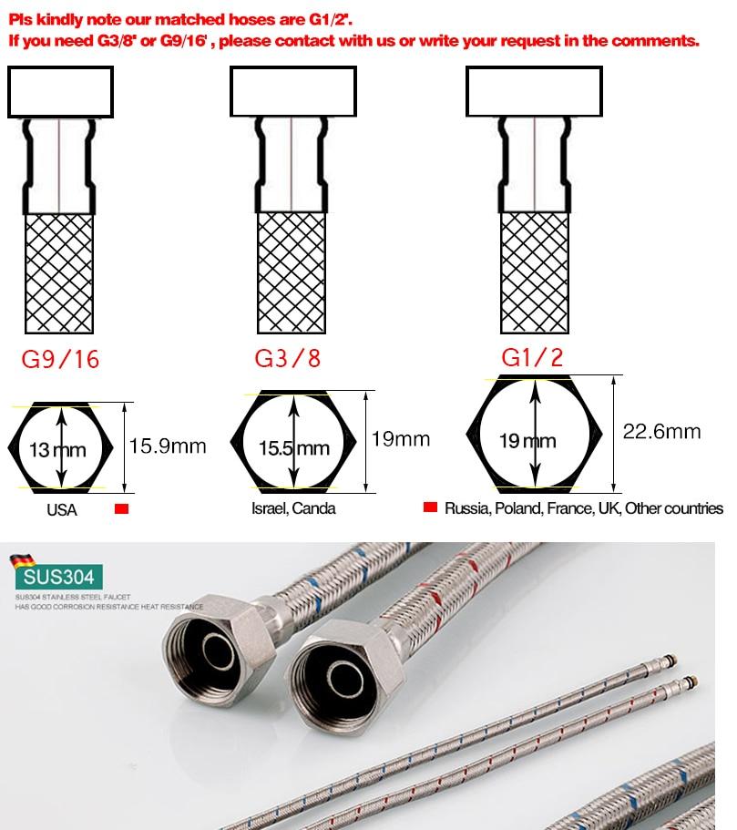 mettre à jour la taille du tuyau