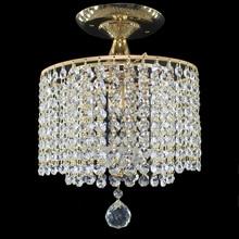 Современный Ретро покрытый кристаллом блеск потолочные светильники E27 Plafonnier светодиодный потолочный светильник для гостиной спальни Холла отеля