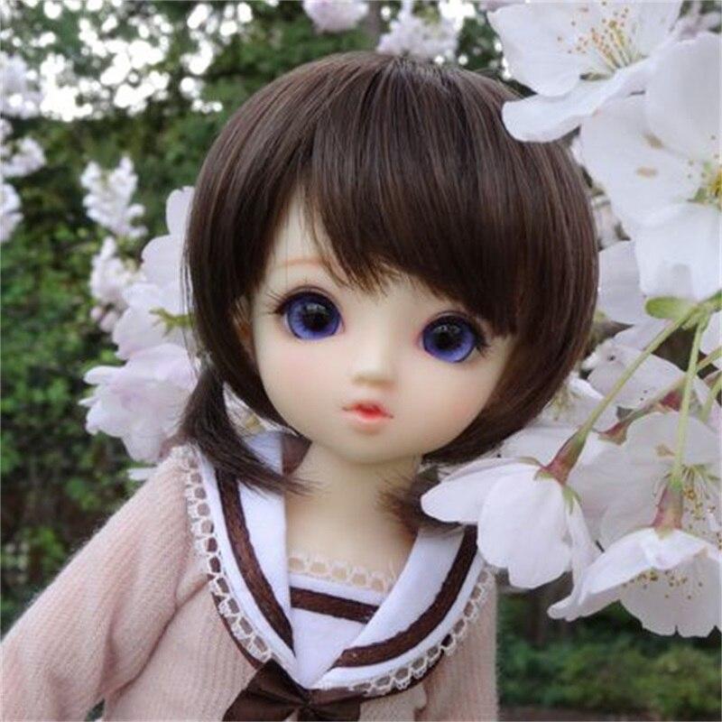 Volks yosd Neon Kanon bjd sd dolls 1 6 body model girls boys eyes High Quality