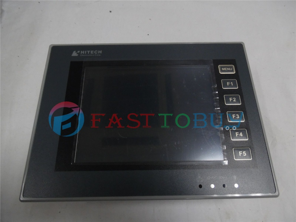 NEW PWS6600T-S Hitech HMI Color TFT LCD5.7 320*240 2COM 1year Warranty pws5610s s 5 7 inch hitech hmi touch screen panel pws5610s s human machine interface new in box fast shipping