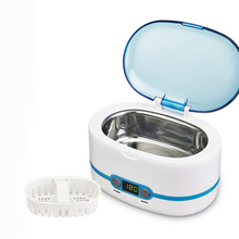 Ultrasonic cleaning machine household washing machine contact lens cleaning machine jewelry watch cleaner цена и фото