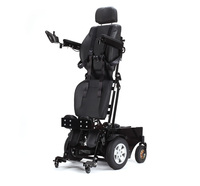 Multifunctional Fashion Portable Standing Power Electric Wheelchair For Disabled People
