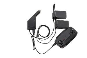 Image 5 - Dji mavic 공기 지능형 배터리 충전 허브에 대 한 자동차 충전기 mavic 공기 자동차 커넥터 usb 어댑터 멀티 배터리 자동차 충전기
