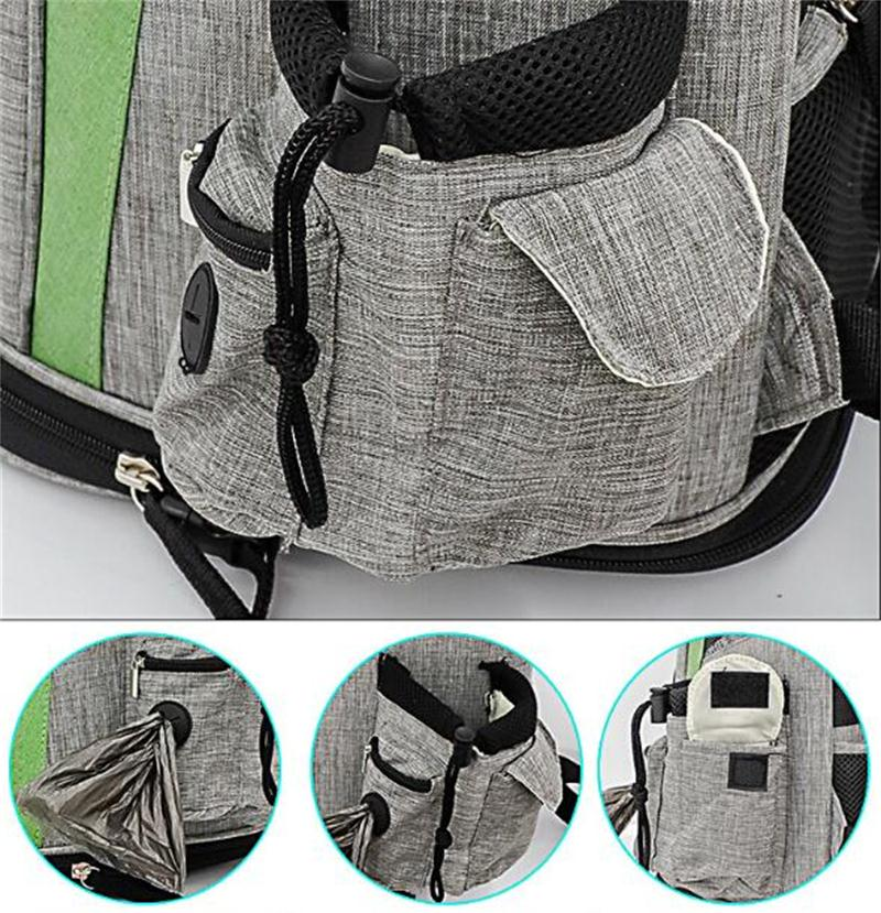 Capacity Large Dog Backpack Carrier 12