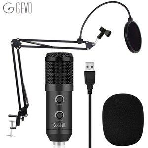 GEVO BM 900 Condenser USB Micr