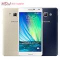 100% Оригинал Samsung Galaxy A7 A7000 4 Г LTE Мобильный телефон Octa-core 1080 P 5.5 ''13.0MP 2 Г RAM 16 Г ROM Dual SIM смартфон