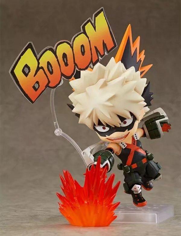 Boom Bakugou Katsuki Nendoroid