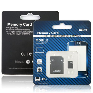 Micro SD Card 256GB Memory Car