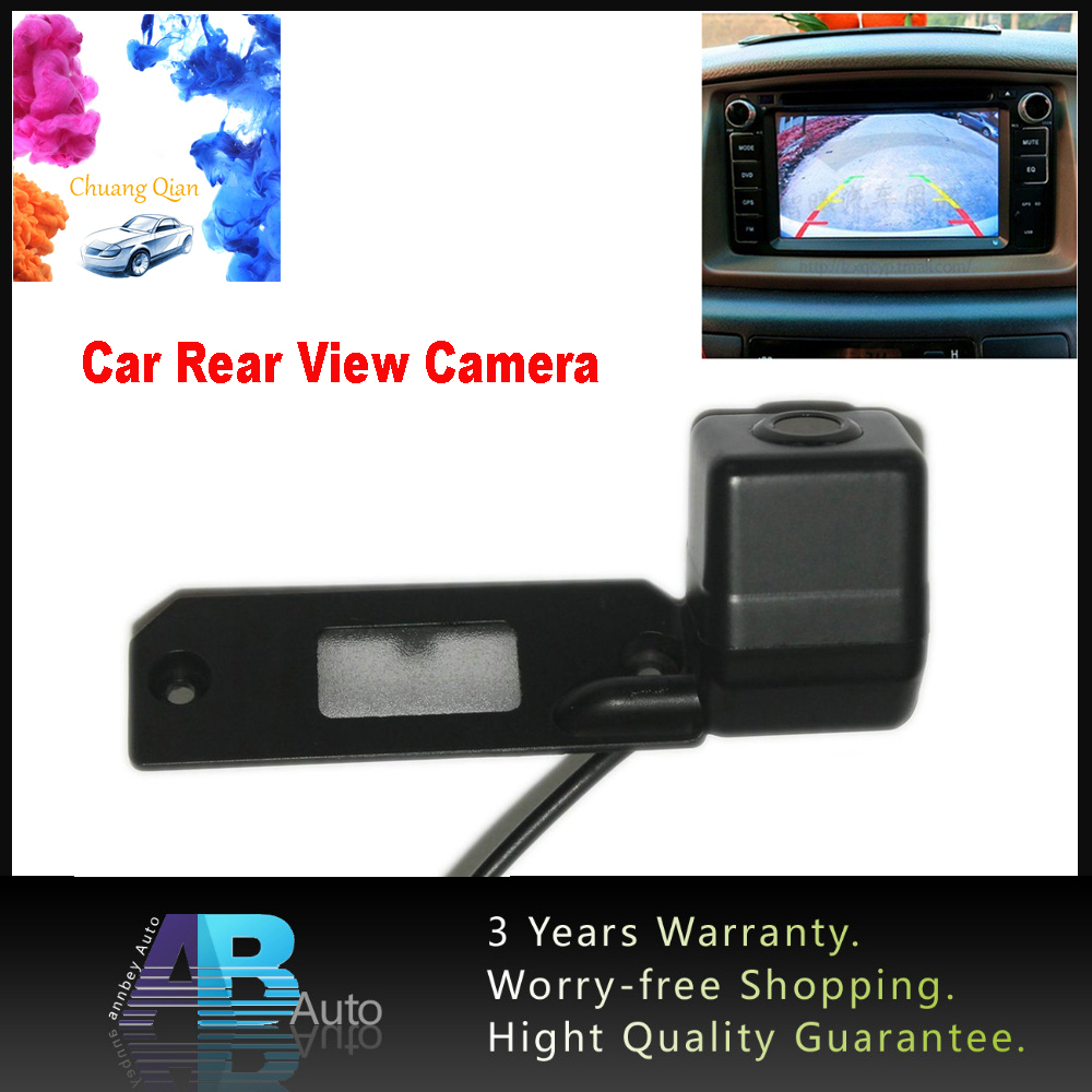 Chuang Qian Car Backup Rear View Reverse CCD Camera For VW T5 TRANSPORTER /MULTIVAN T5 GOLF PLUS Jett Rearview Cam