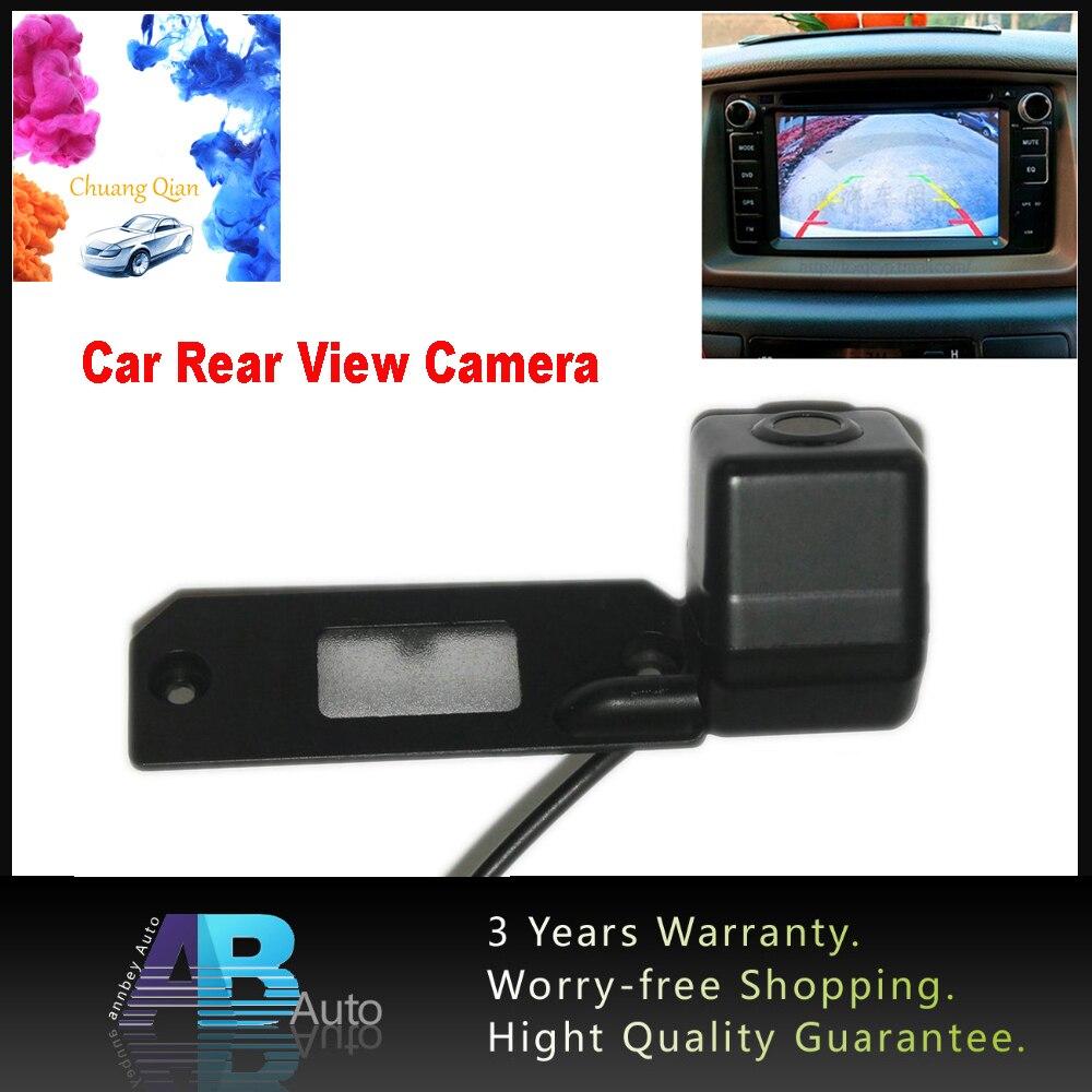 Chuang Qian Car Backup Rear View Reverse CCD font b Camera b font For VW T5