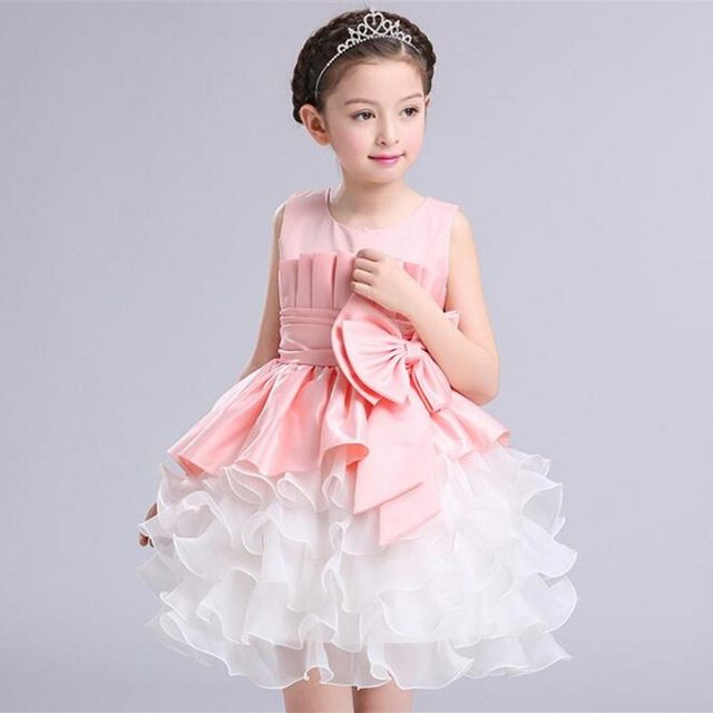 Excelente Vestidos De Fiesta Para Niños De 11 Años Reino Unido ...