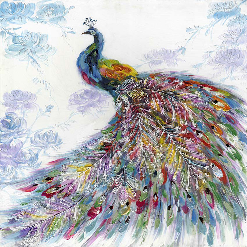 Painting Designs compare prices on peacock painting designs- online shopping/buy