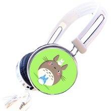 Adjustable Totoro Stereo Headphones