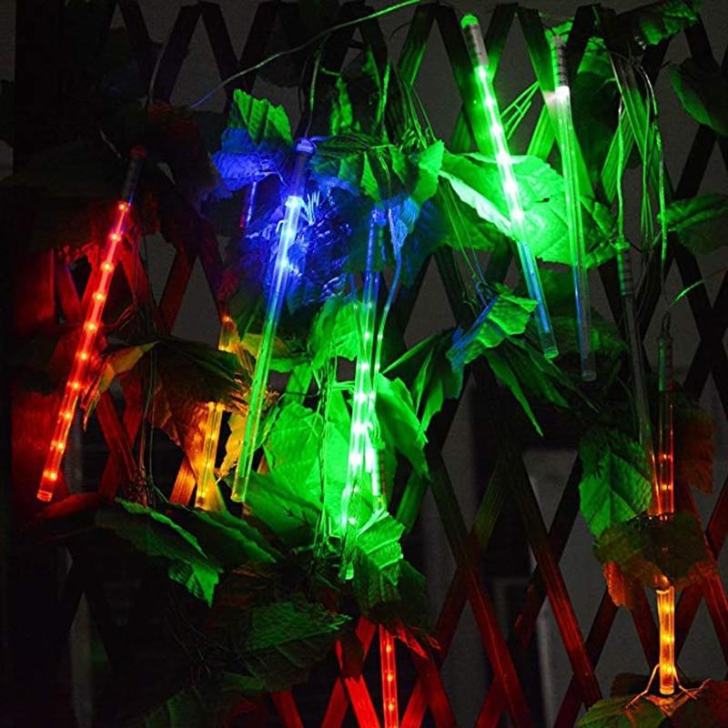 solar powered string luzes de natal ao 02