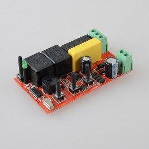 Image 3 - AC 220 V Motor RF kablosuz uzaktan kumanda Anahtarı 220 V YUKARı ve AŞAĞı Uzaktan Kumanda Motoru Ileri Geri uzaktan kumandalı anahtar 315/433 MHZ