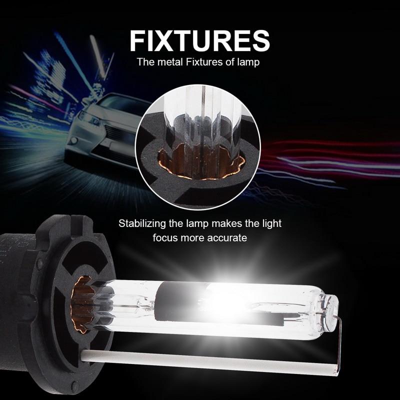 Safego 2pcs 12V D2R Xenon žarnica Kovinsko držalo xenon d2r 4300k - Avtomobilske luči - Fotografija 3