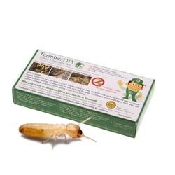 1 Box TermitesDIY Kill Colony Elimination Box Low Toxicity No Smell Easy Use Effective New Generation Pest Control Bait