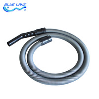 Jieba CB15L Industrial Vacuum Cleaner Hose Connector Brush Sets Length 2 4m For Host Interface 50mm