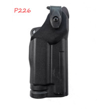 Military Gun Holster Tactical Sig Sauer P226 P228 P229 Flashlight Waist Belt Gun Holster Hunting Airsoft Pistol Holster Gun Case цена и фото