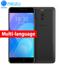 "In Stock Original Meizu M6 Note 3GB RAM 32GB ROM 4G LTE Snapdragon 625 Octa Core 5.5"" FHD 1920X1080P 4000mAh Battery Cell Phone"