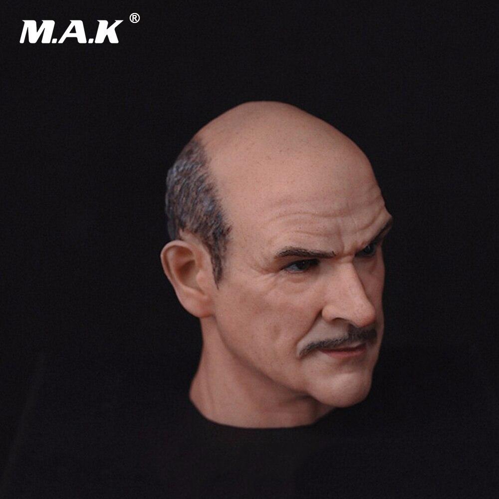 "1//6 Scale Sean Connery Head Sculpt The Untouchables for 12/"" Action Figure"