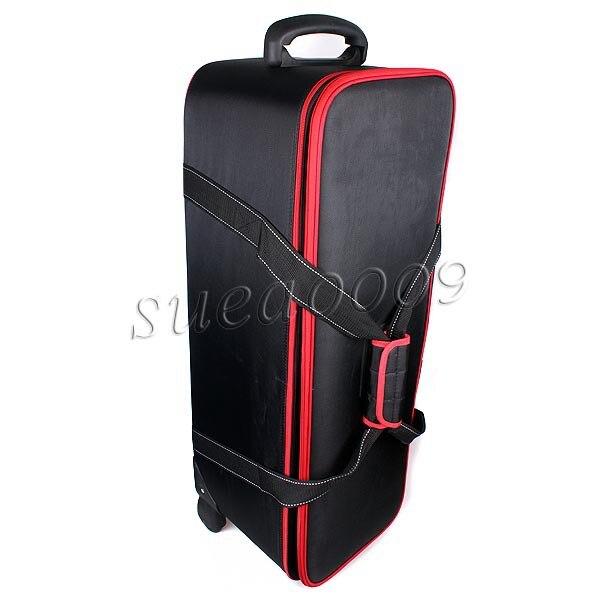 PRO Studio Photography Flash Light Mulit function Carring Bag f Tripod DSLR 04