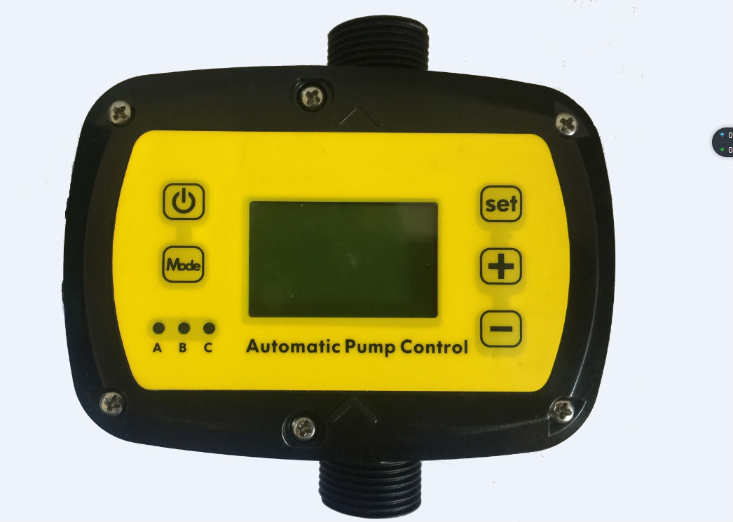 Automatic Electronic Switch Control Water Pump Pressure Controller  Digital water pump switch 220V купить