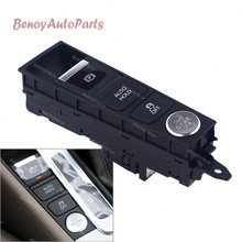3AD927137A EPB Auto Hold ESP Engine Button For VW Passat CC Passat B7 2010 2011 2012 2013 2014 2015 3AD927137 недорго, оригинальная цена
