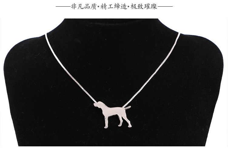 SUTEYI แฟชั่นเครื่องประดับสุนัขรูปร่างจี้สร้อยคอ Bulldog/Dachshund Charm สร้อยคอสัตว์เลี้ยงน่ารักสำหรับของขวัญเครื่องประดับ