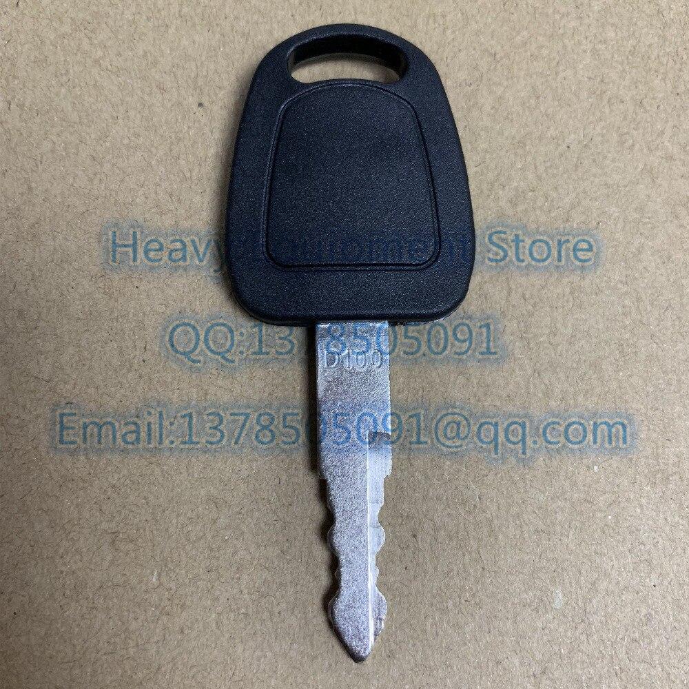 10 шт. D100 ключ для экскаватора Deawoo Doosan тяжелое оборудование D100 ELI80 0125 110702 00151|Ключ от авто|   | АлиЭкспресс
