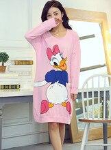 2015 Fashion NEW Women's Sleepwear nightgown Women's Home Clothes sleepshirt nightdress Free Shipping