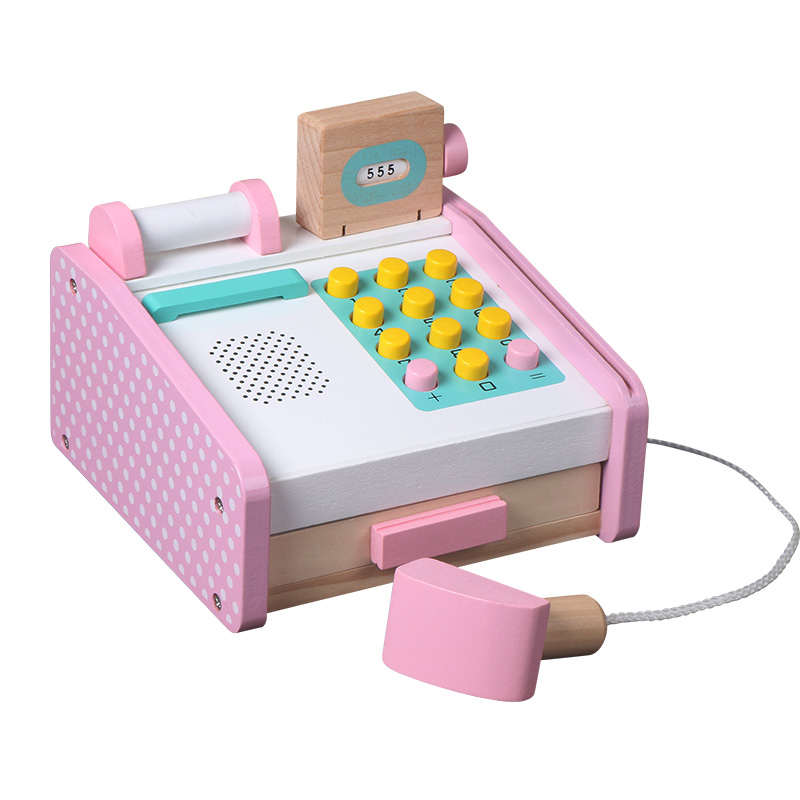 Candywood Pretend Play Groceries Toys Supermarket Cash Register Scanner Checkout Counter toys for children kids girl gifts Lahore