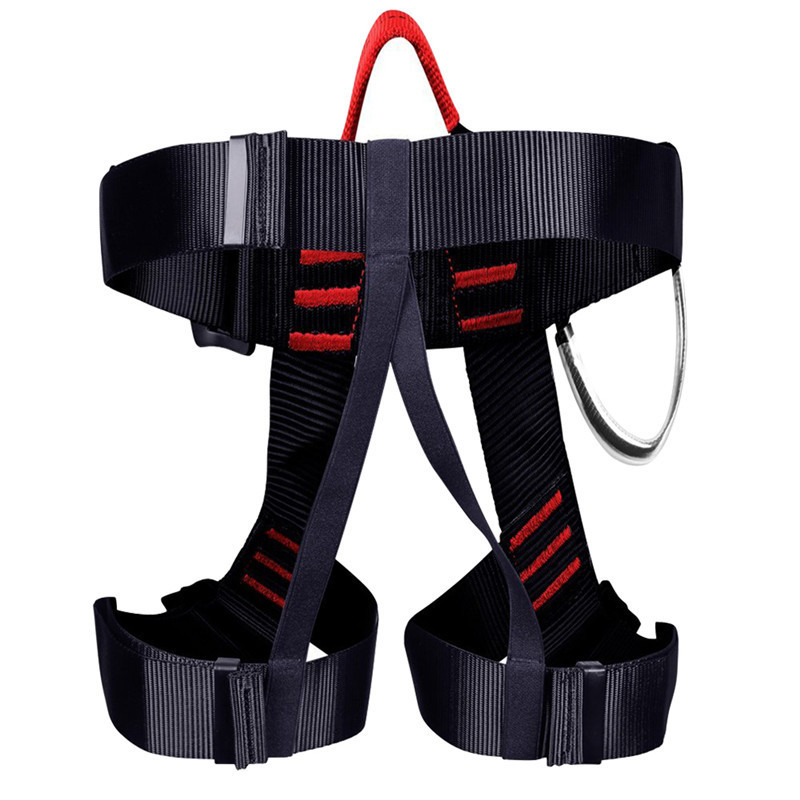 Falling Protection Safety Belt Rock Climbing Harness Mountaineering Belt Rappelling Climbing Accessories Equipment