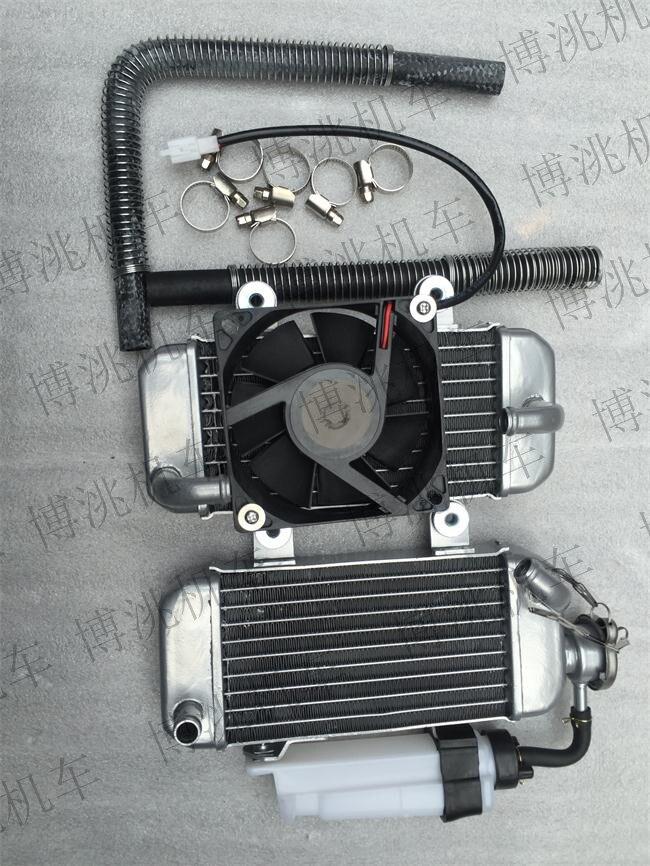 CQR 150cc 200cc 250cc zongshen loncin lifan радиатор двигателя мотоцикла с водяным охлаждением xmotos apollo водяная коробка с вентилятором аксессуары