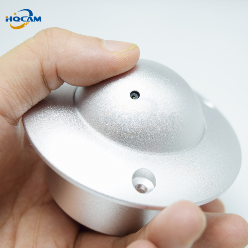 HQCAM 720P POE power supply mini flying camera Saucer Dome UFO Camera Indoor Security Surveillance CCTV IP flying video camera