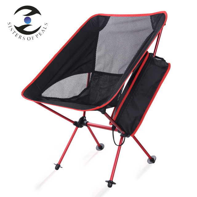 folding kentucky chair recliner swivel chairs ky05 outdoor camping portable moon ultra light aluminum alloy fishing 600d oxford