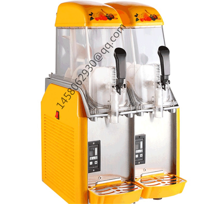 Commercial Slush Machine Slush Drink Machine Slush Ice Machine цена