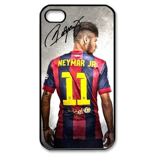 Neymar Case Jr Barcelona back Case Cover For iphone 5s 5c 5 4S 6G 6S 6Plus for iphone 7 & 7 plus for Samsung S3 S4 S5 S6 S6 edge