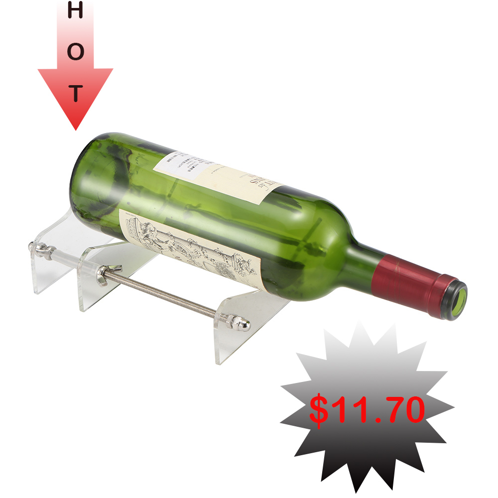 Conscientious 2019 New Drop Ship Glass Bottle Cutter Tool Professional For Bottles Cutting Glass Bottle-cutter Diy Cut Tools Machine Wine Beer 2019 New Fashion Style Online
