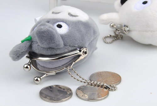 Studio Ghibli My Neighbor Totoro – 7CM Stuffed Keychain Plush Toy
